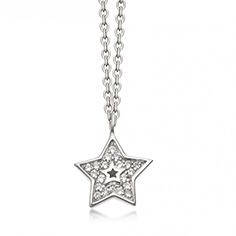 Mini Star Biography Pendant