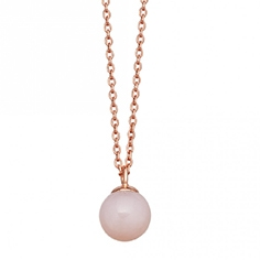 Pink Opal Peggy Pendant