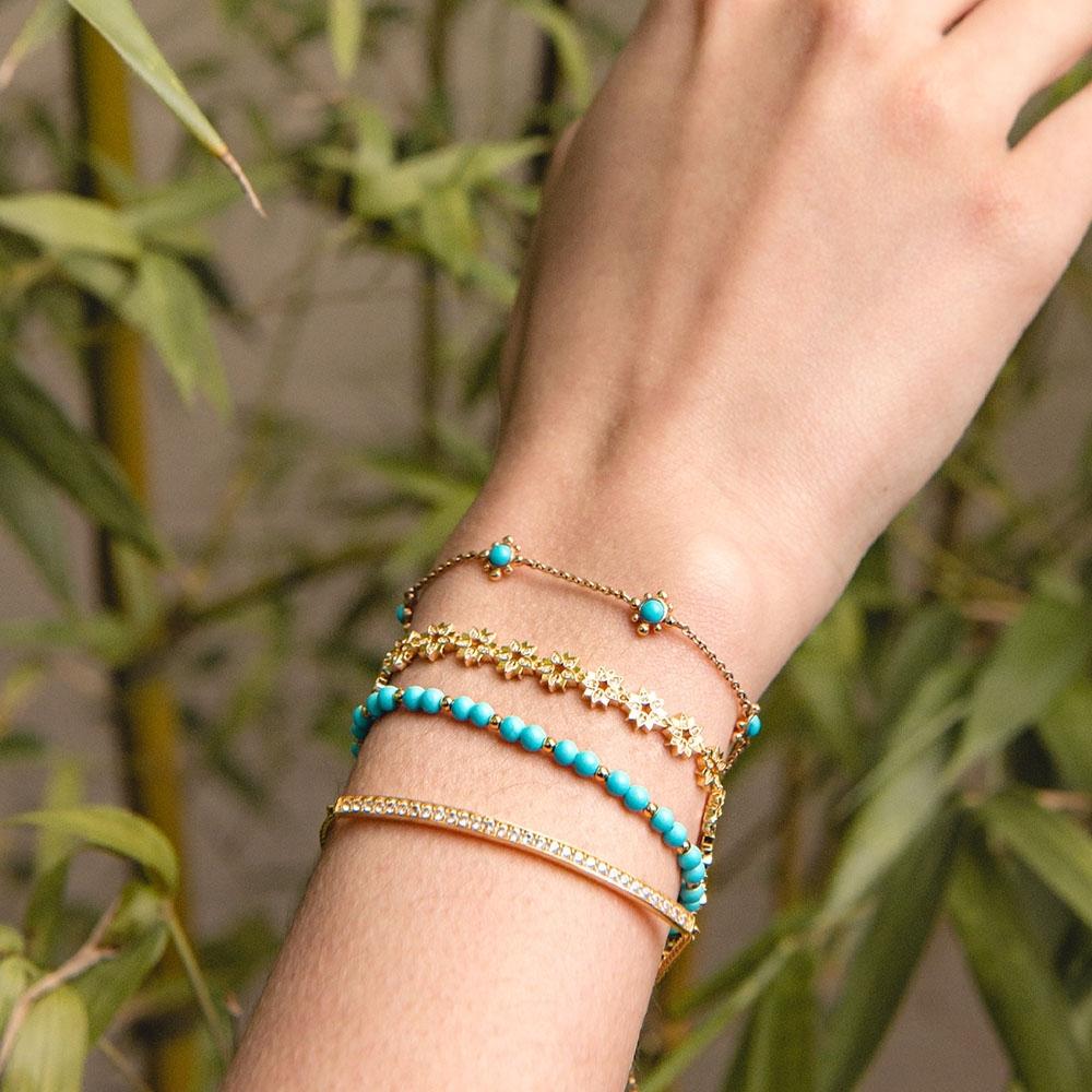 The Bright Side Bracelet Stack