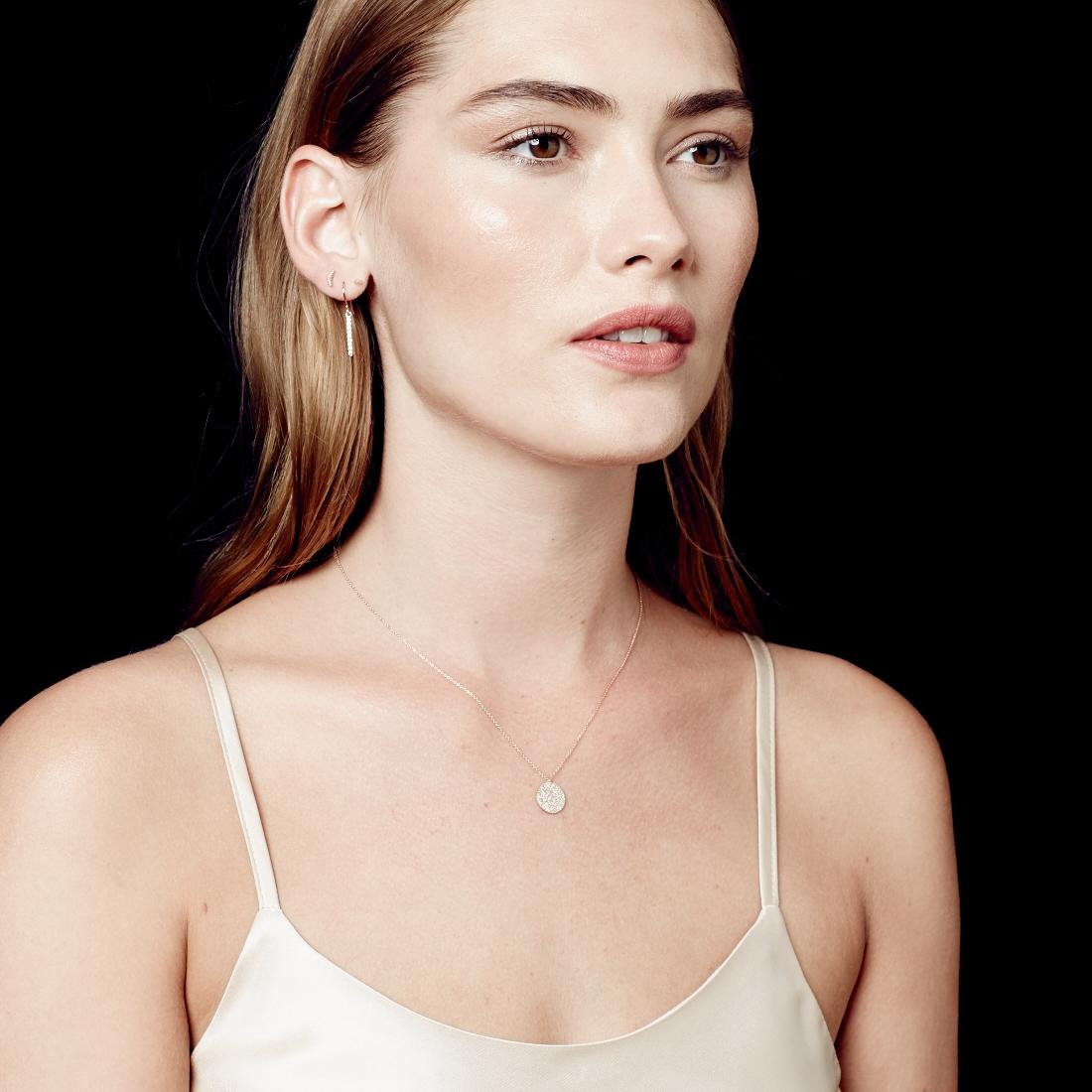 Linia Halo Earrings
