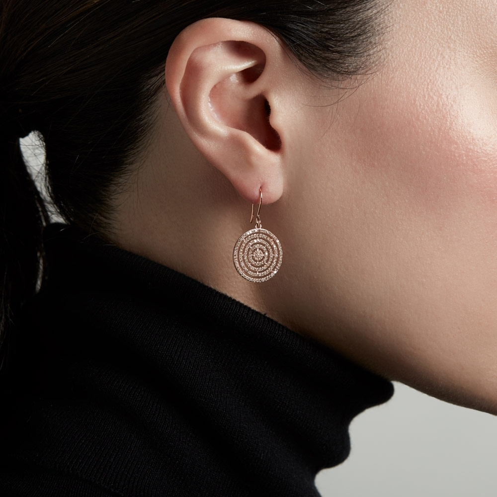 Icon Aura Diamond Earrings