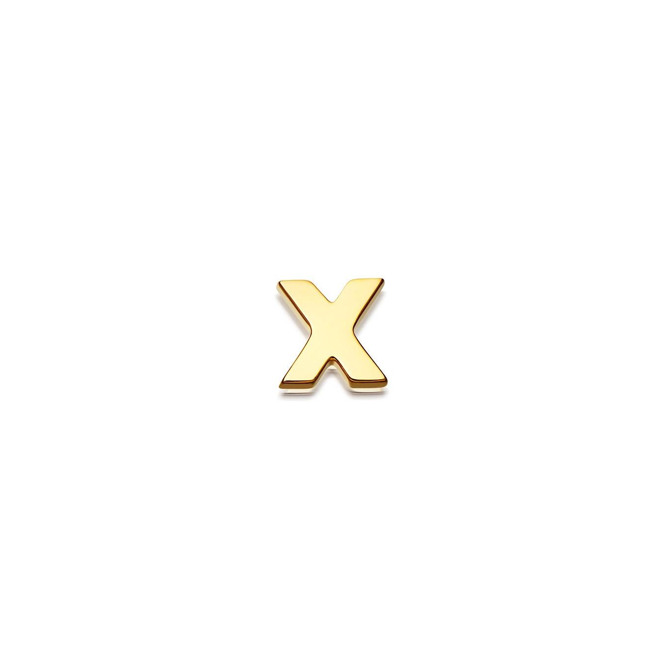 Initial X Pin