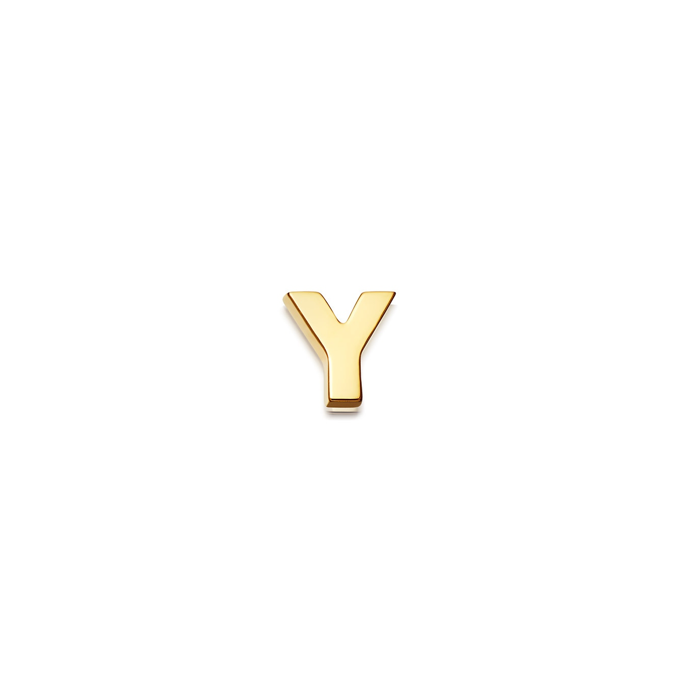 Initial 'Y' Biography Pin