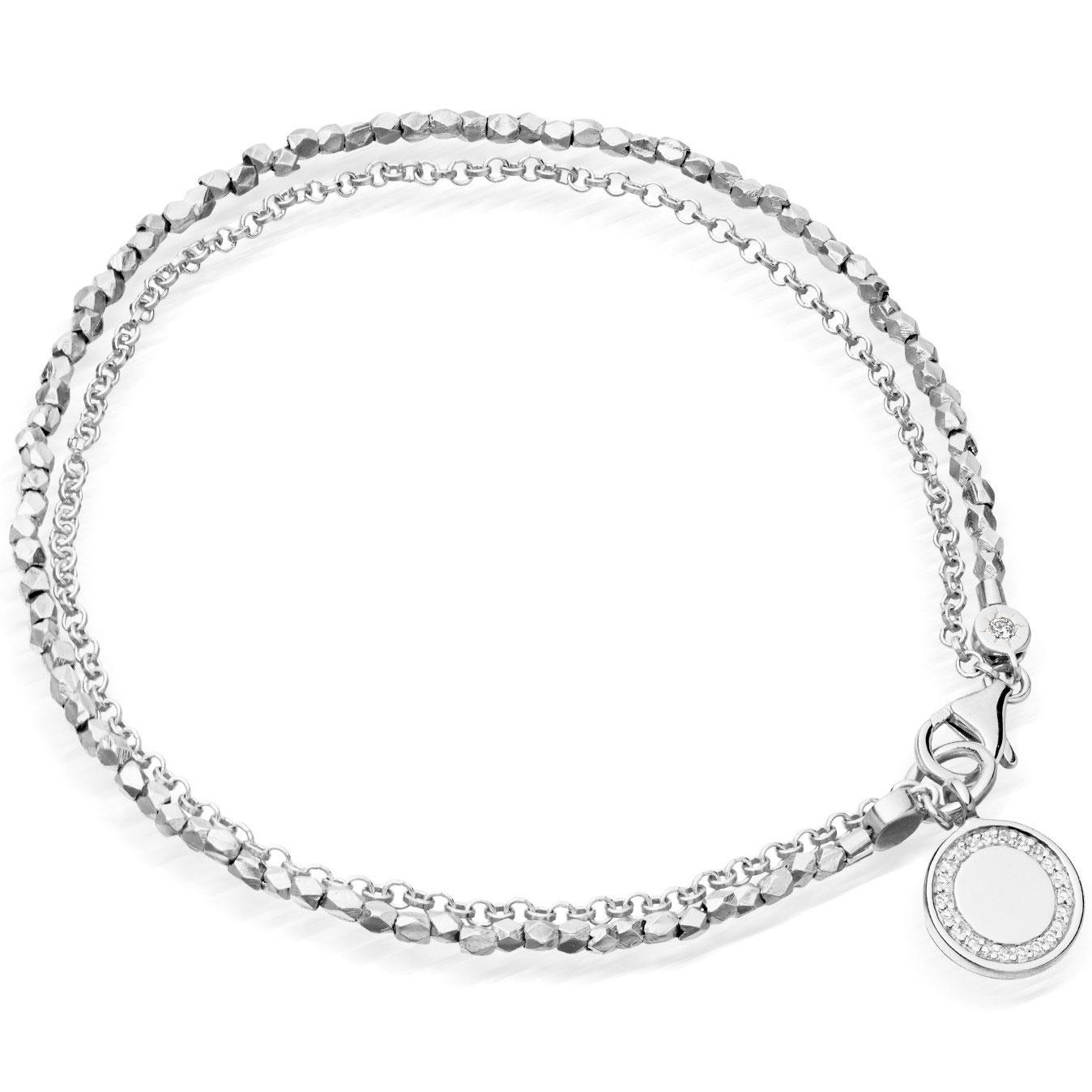 Cosmos Biography Bracelet