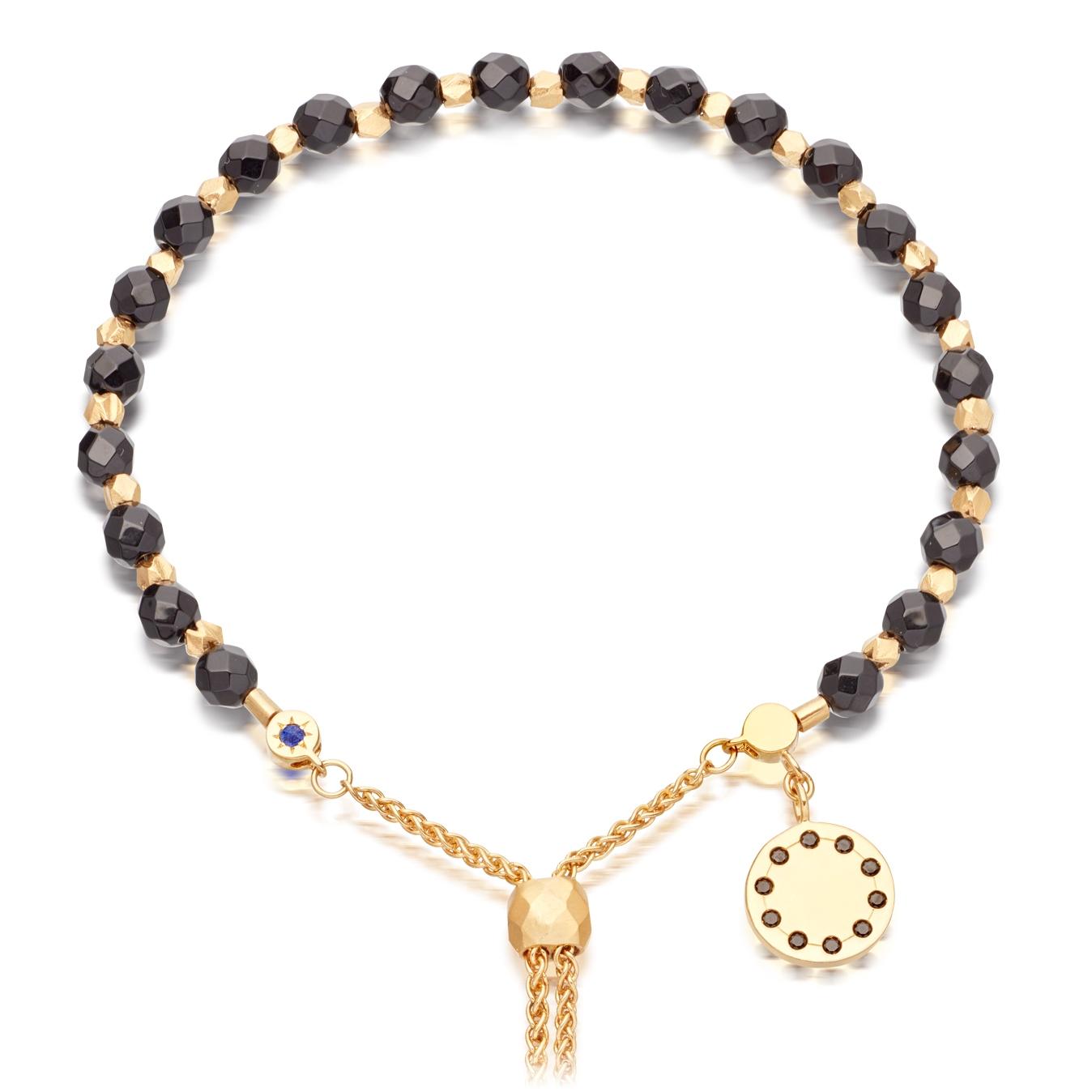 Black Onyx Super Kula Bracelet