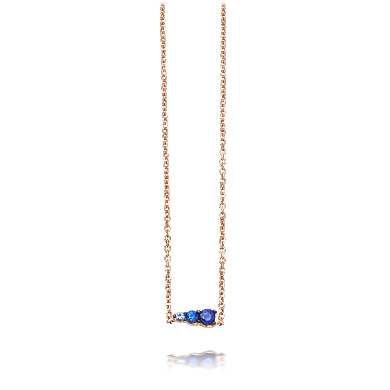 Sapphire Mini Interstellar Pendant