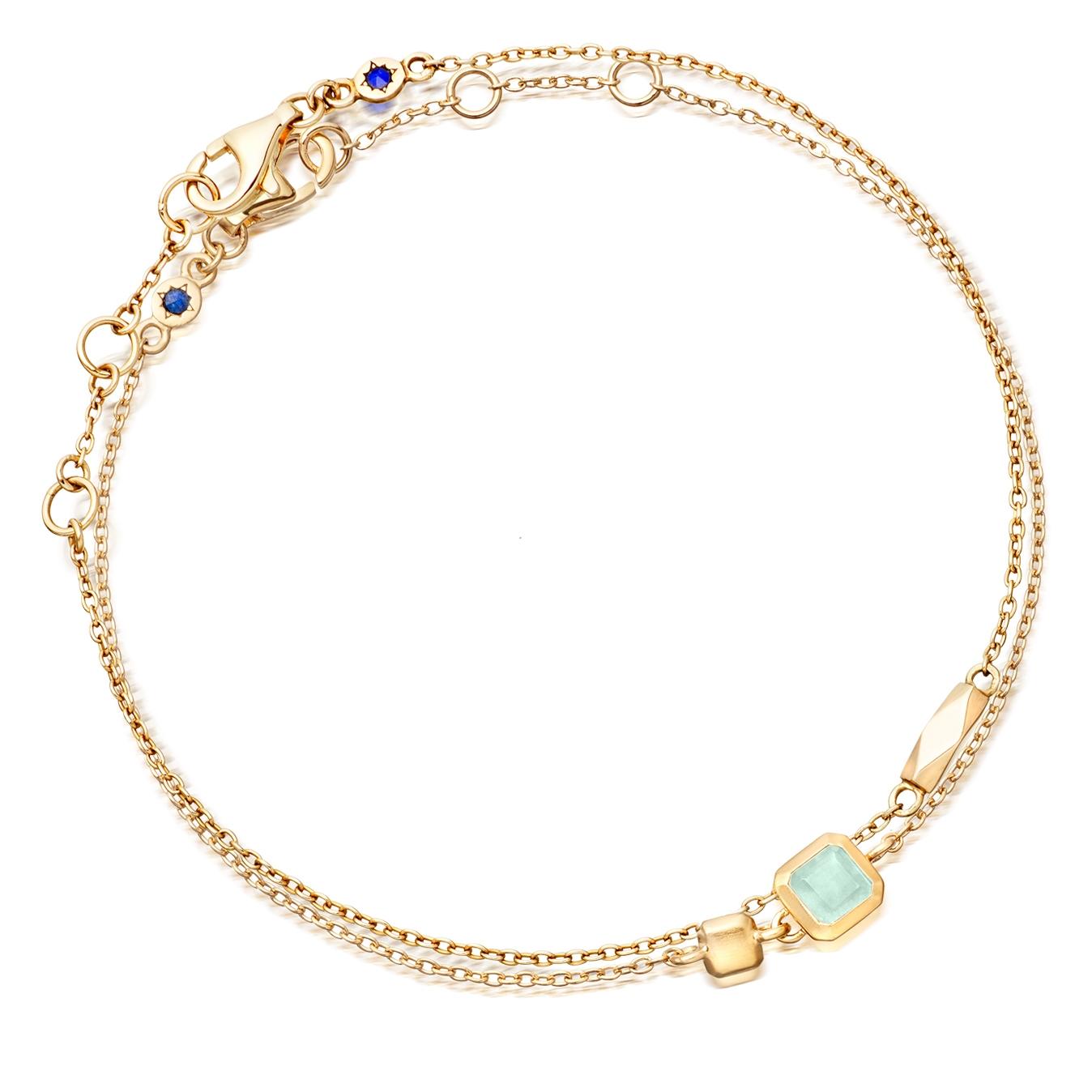 Serenity Prismic Bracelet Stack