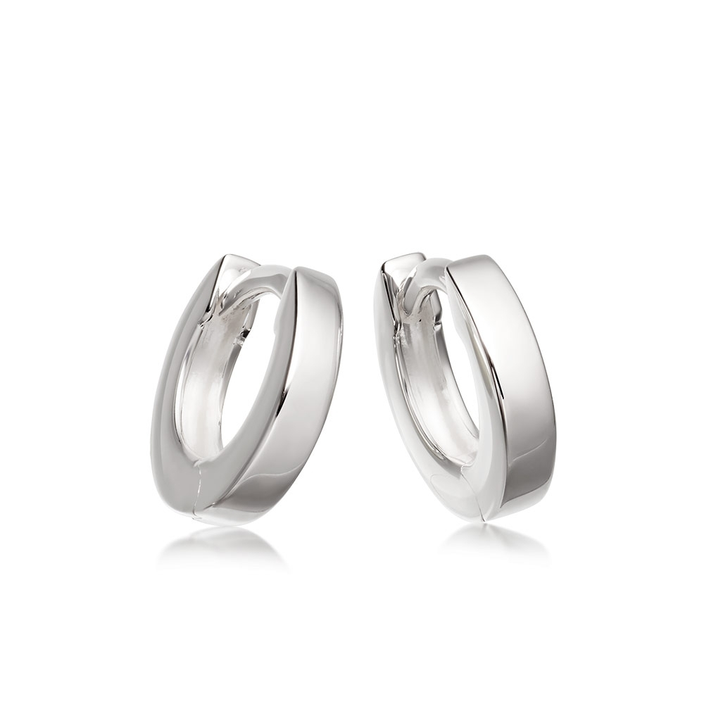 Mini Stilla Hoop Earrings