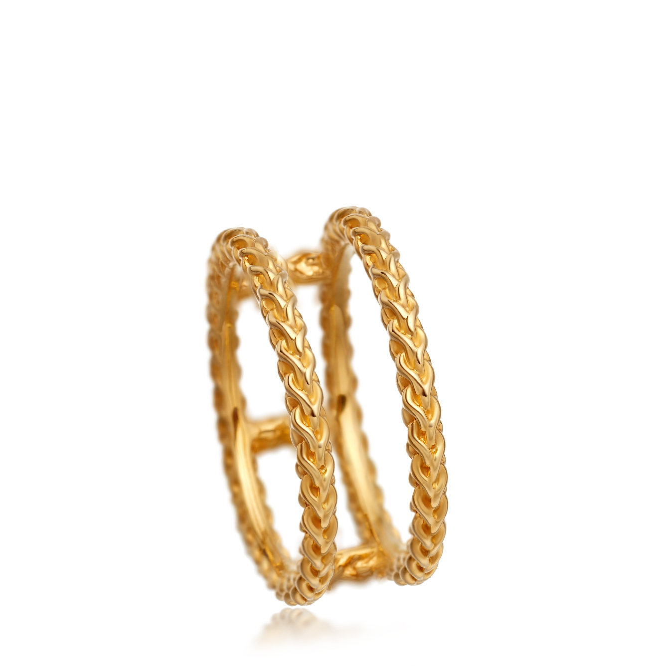 Double Spiga Stilla Ring