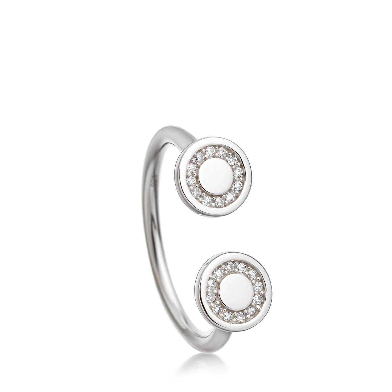 Mini Cosmos Open Ring
