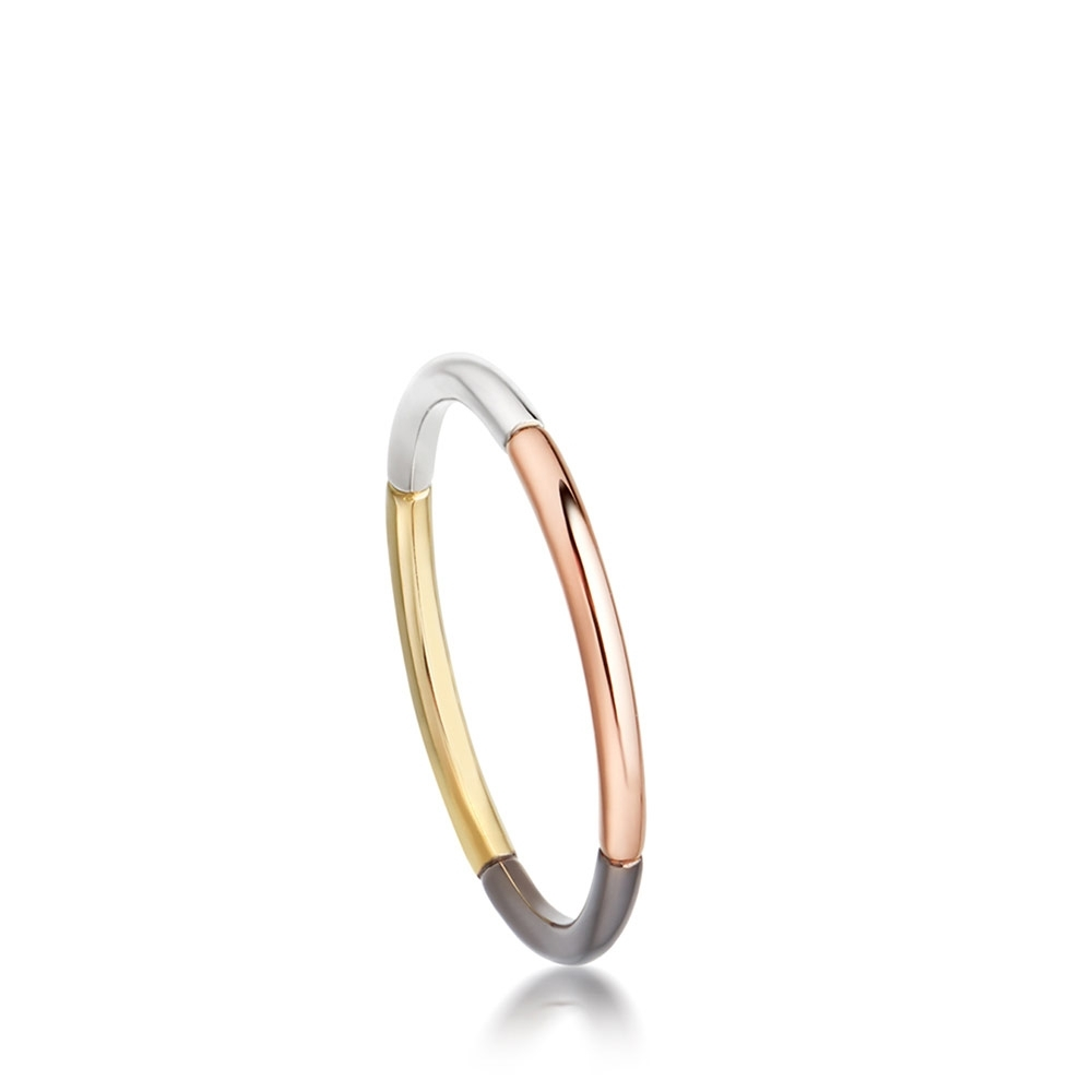 Piet Triple Ring Stack