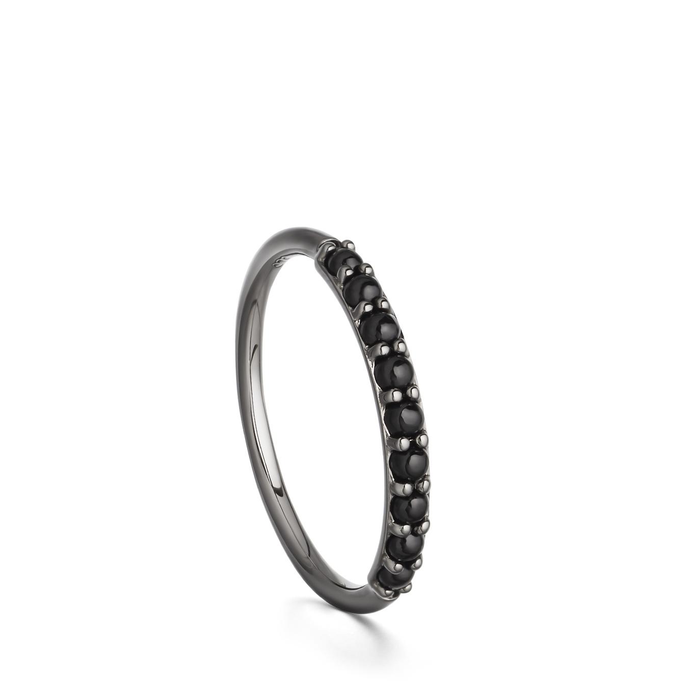 Black Onyx Hedda Ring