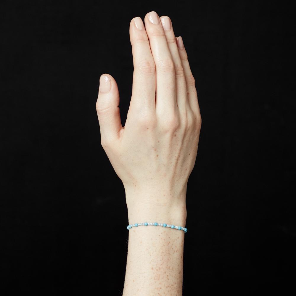 Turquoise Skinny Bracelet