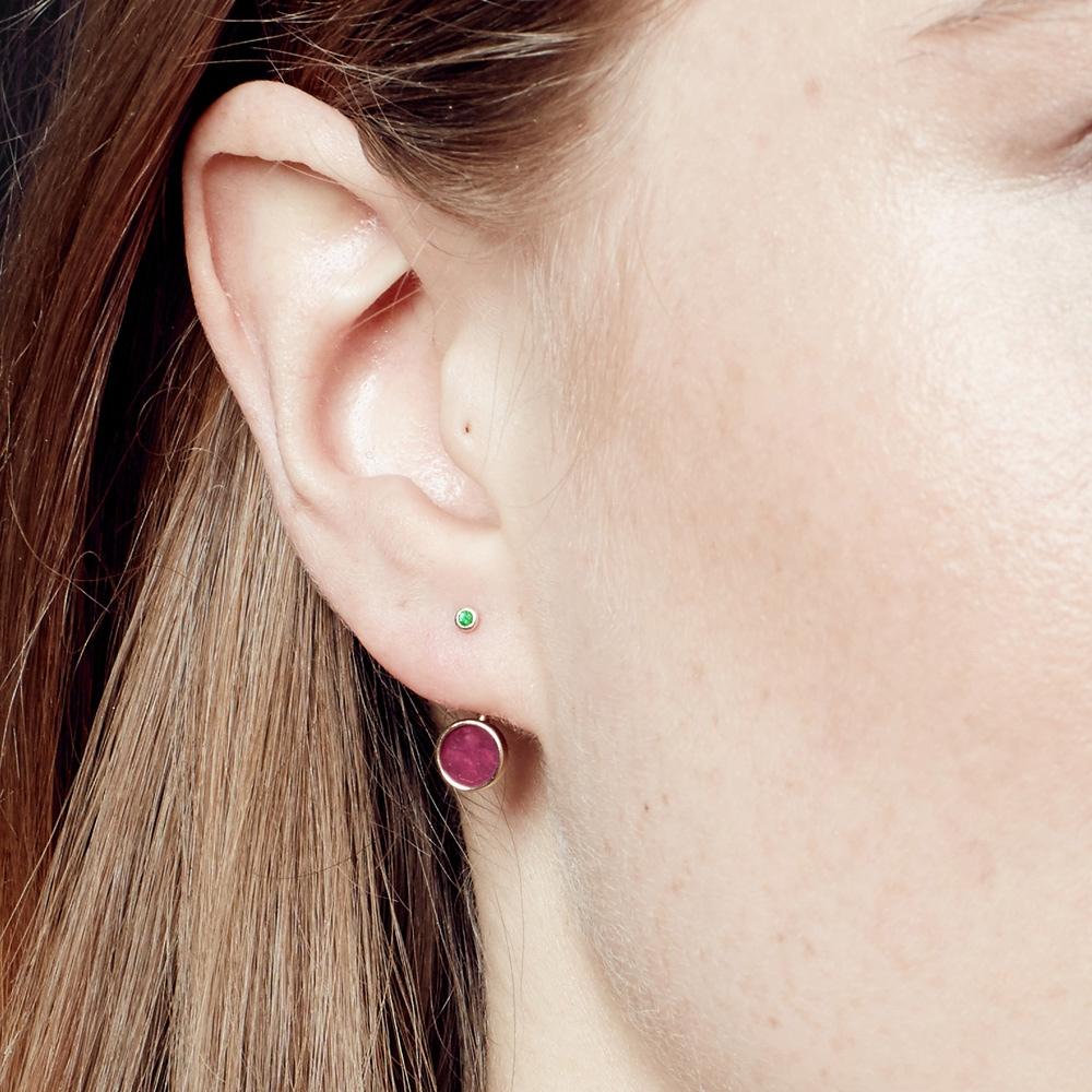 Ruby Mars Ear Jackets