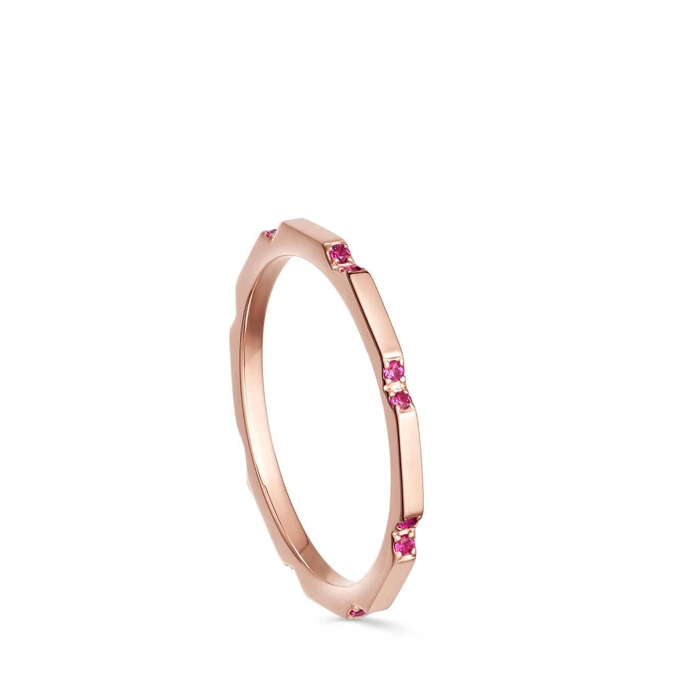Aubar Ruby Ring