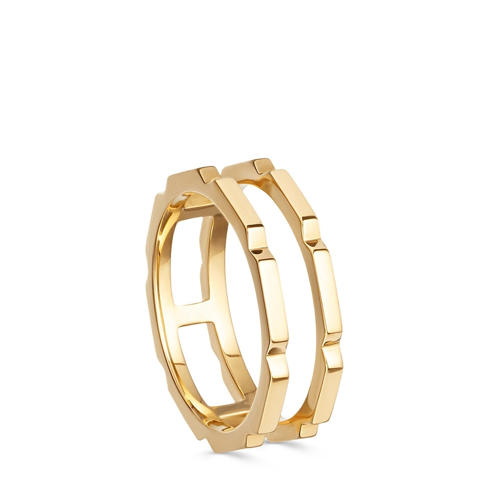 Aubar Double Ring