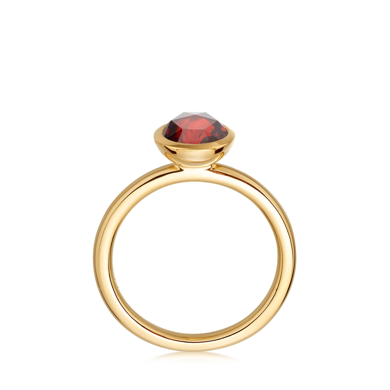 Mini Garnet Stilla Ring