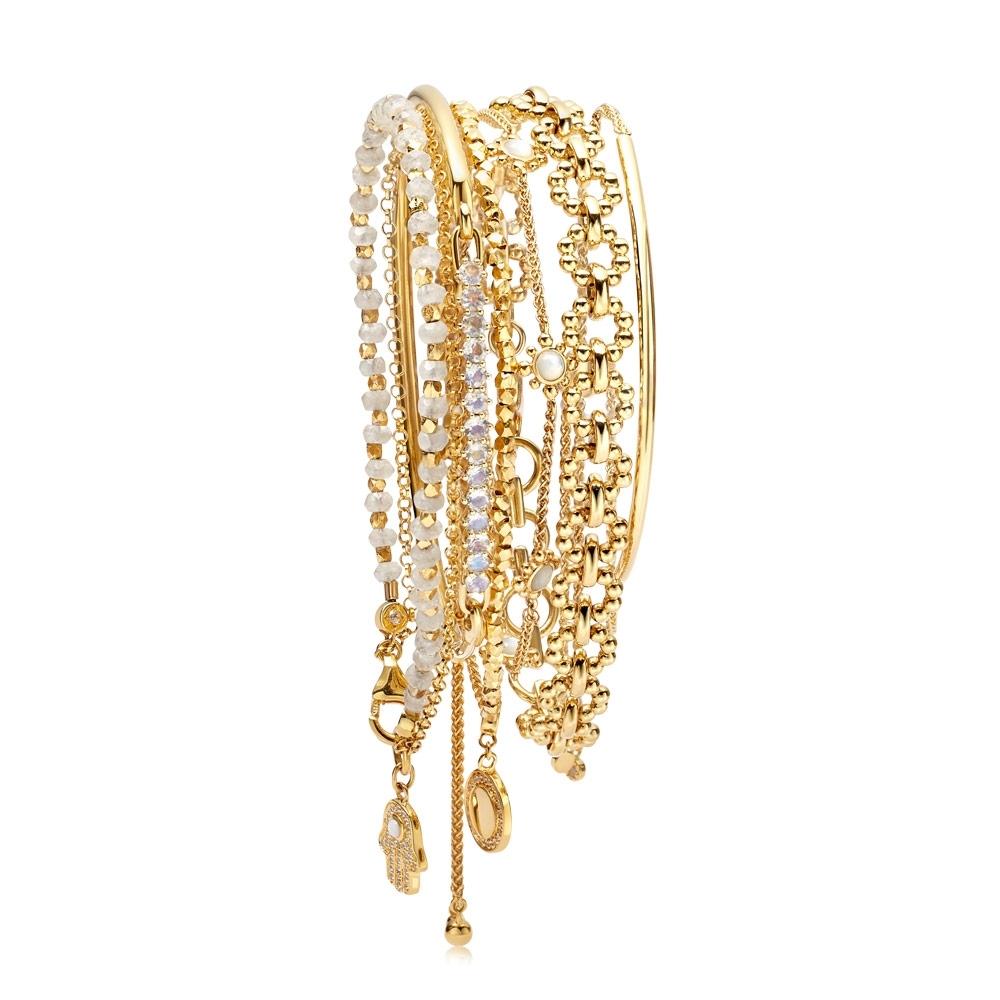 Radiance Bracelet Stack
