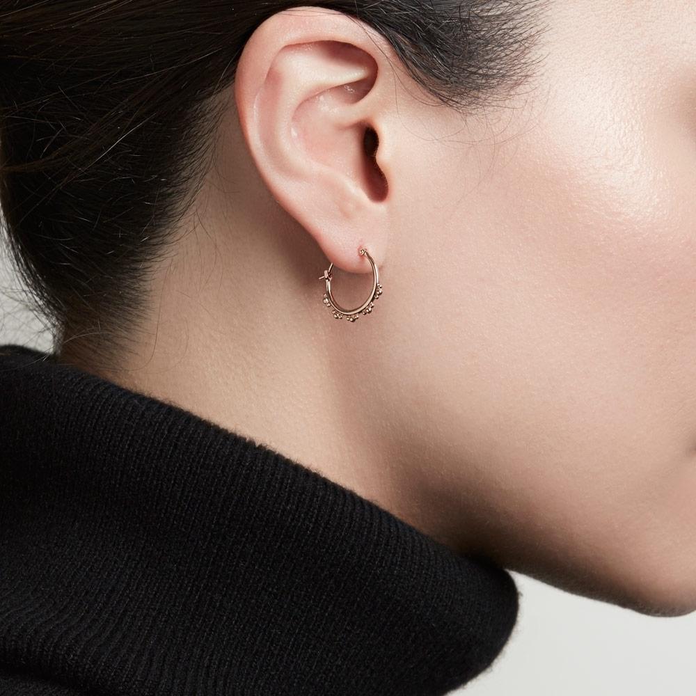 Floris Hoop Earrings