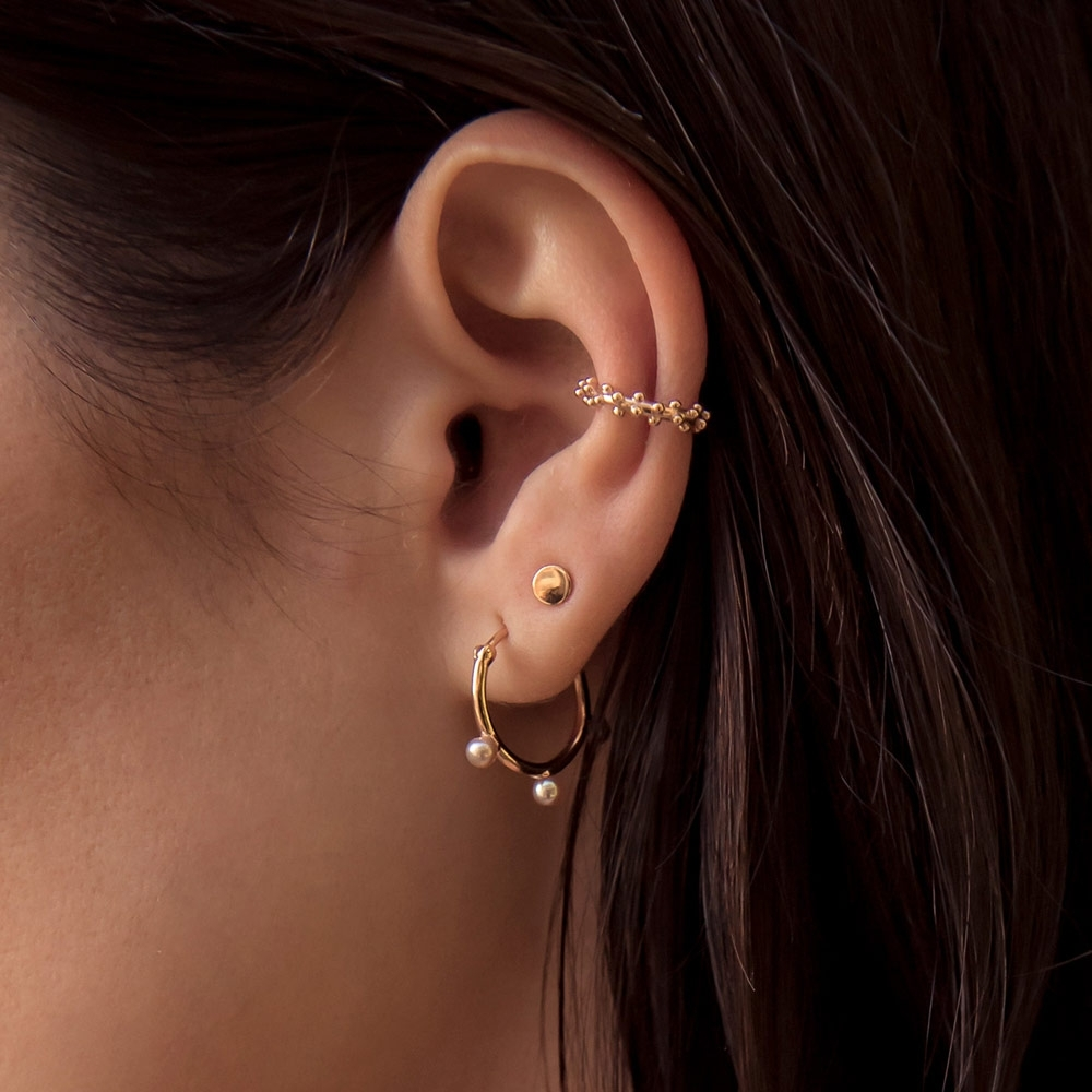 Floris Ear Cuff