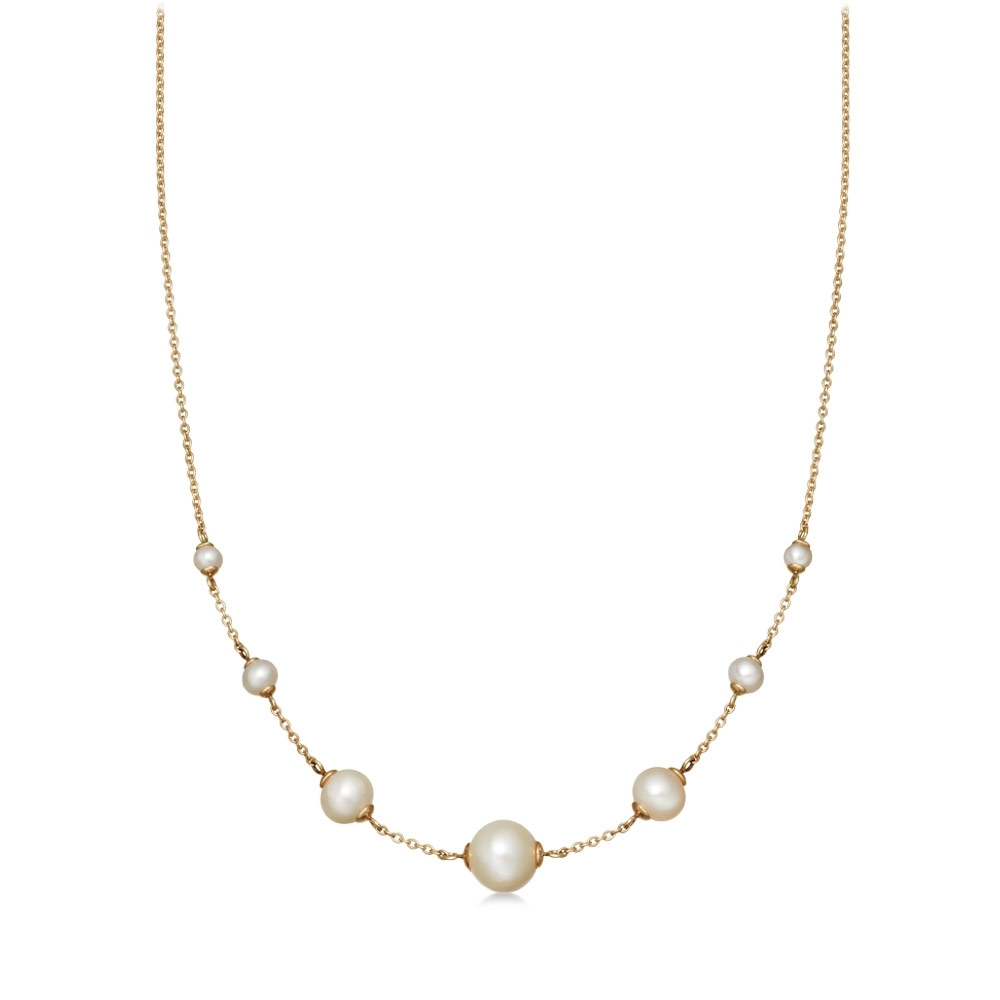 Peggy Pearl Necklace