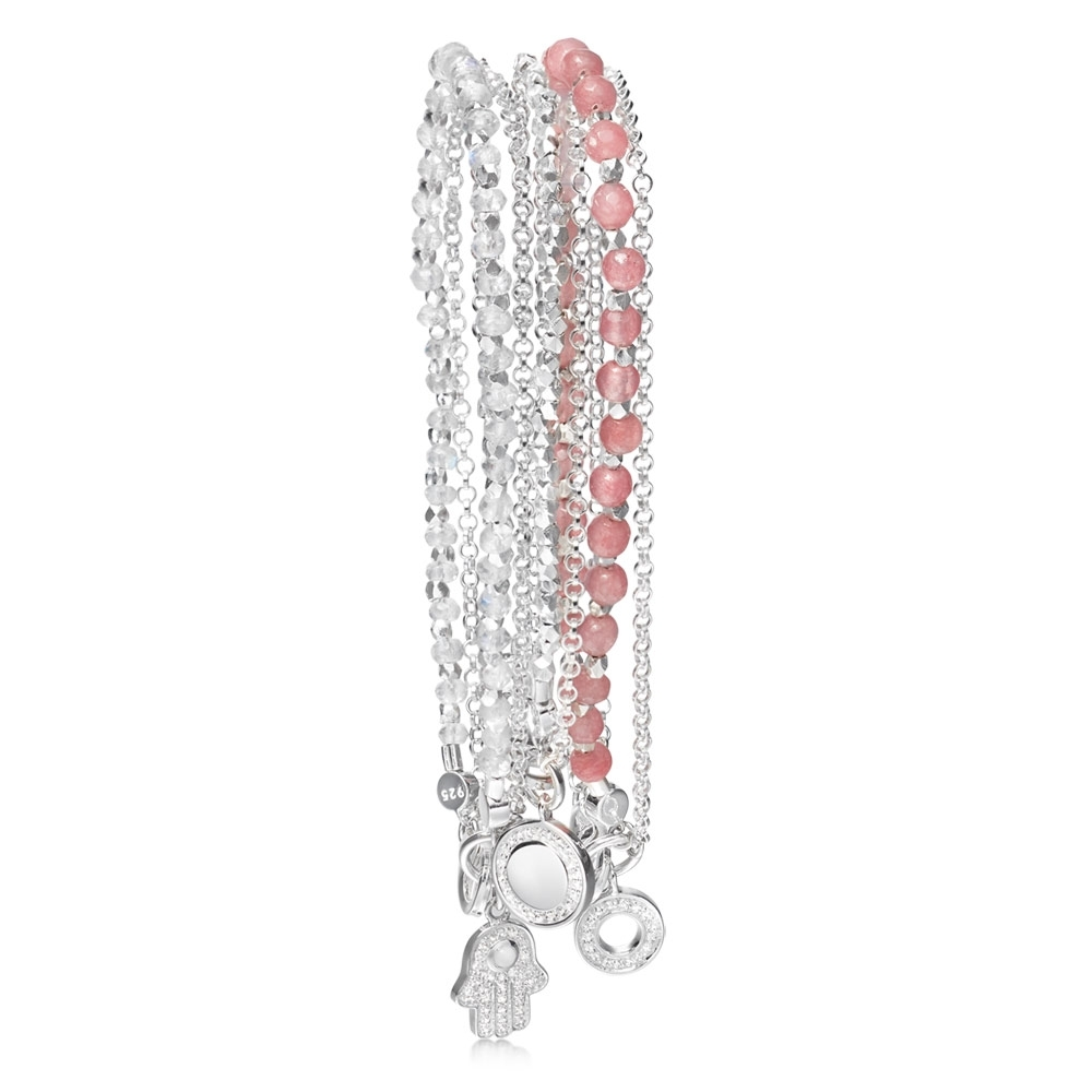The Eternity Bracelet Stack