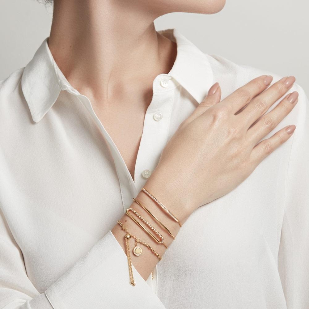 Infinity Bracelet Stack