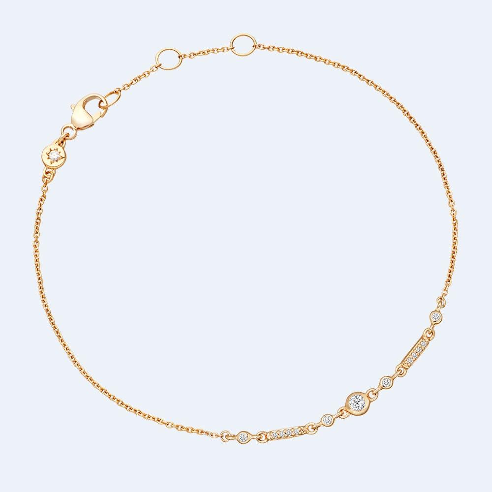 Mini Icon Nova Diamond Bracelet