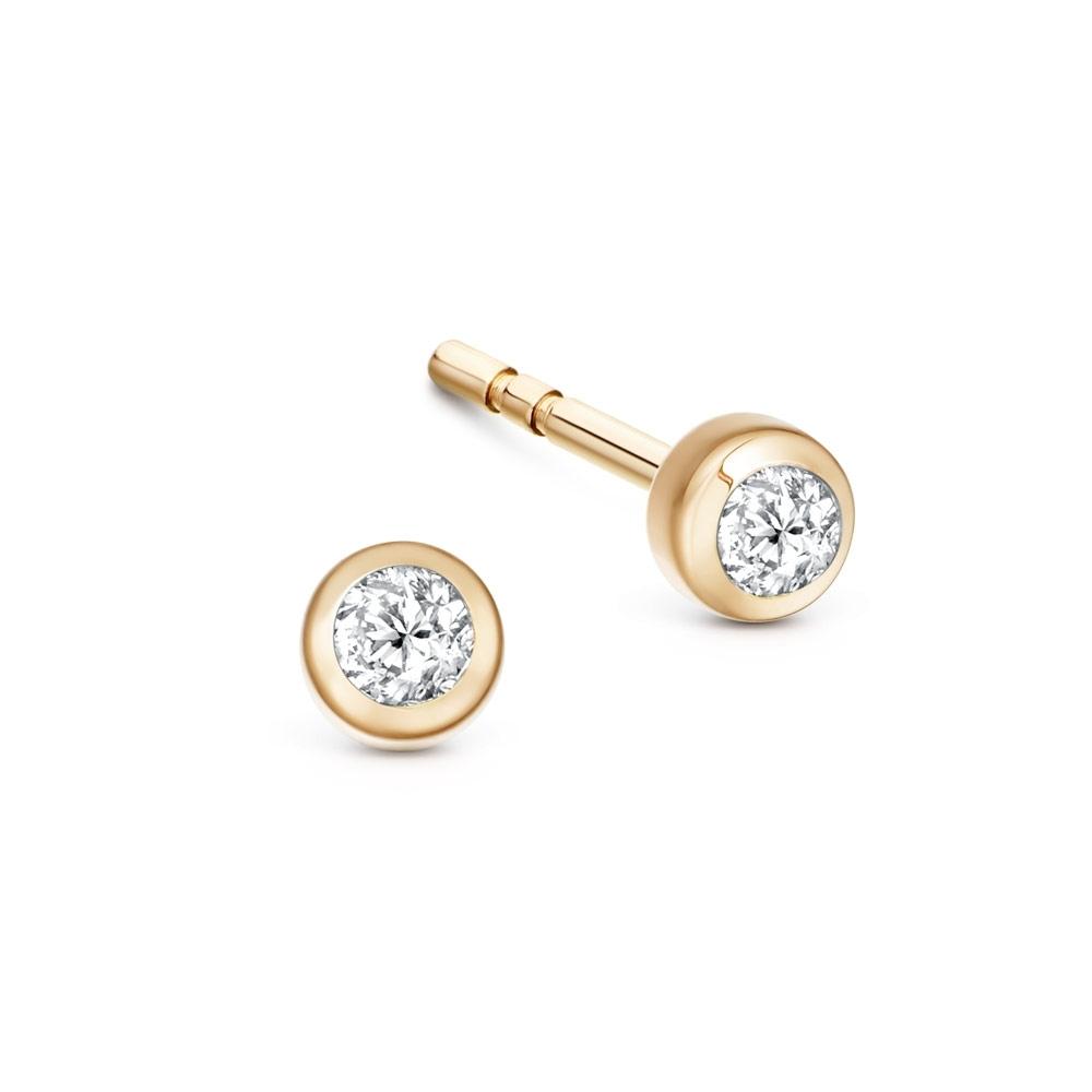 Mini Icon Nova Diamond Studs