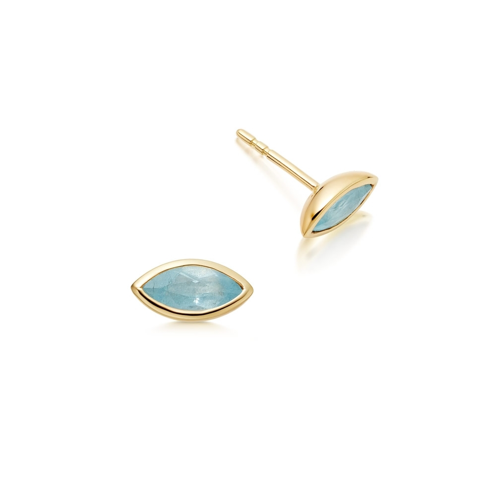 Paloma Petal Stud Earrings