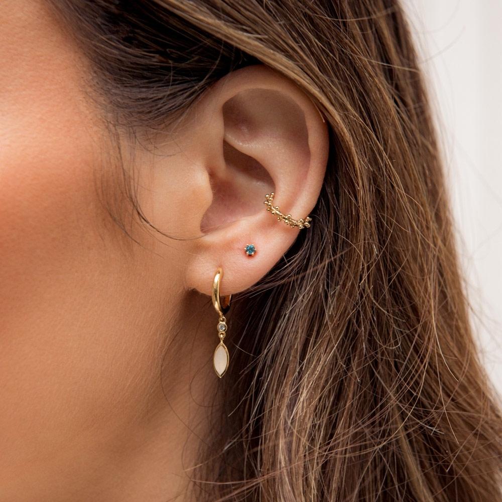 Paloma Petal Drop Earrings