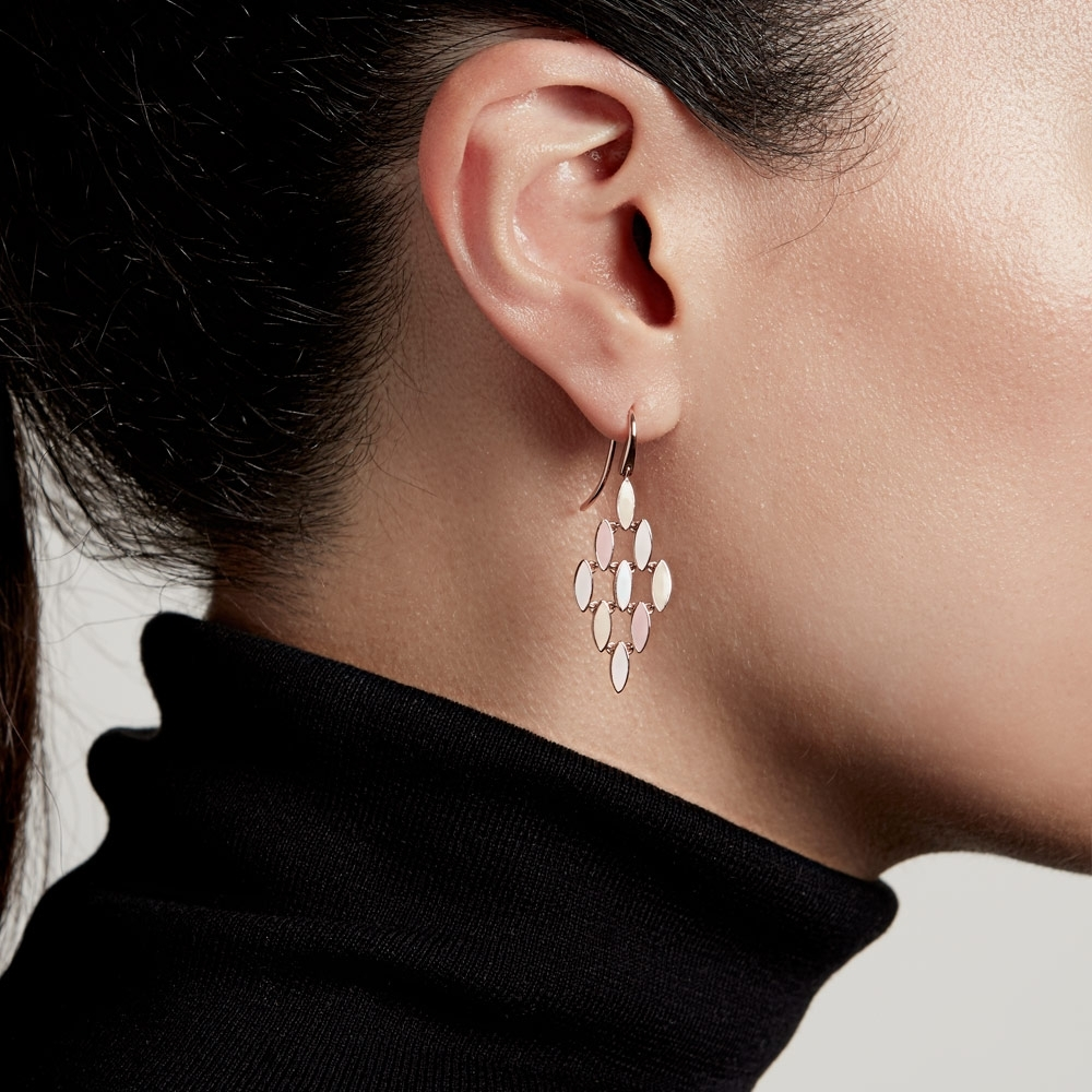 Paloma Fallen Petal Drop Earrings