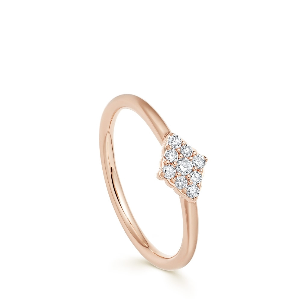 Interstellar Cluster Diamond Ring