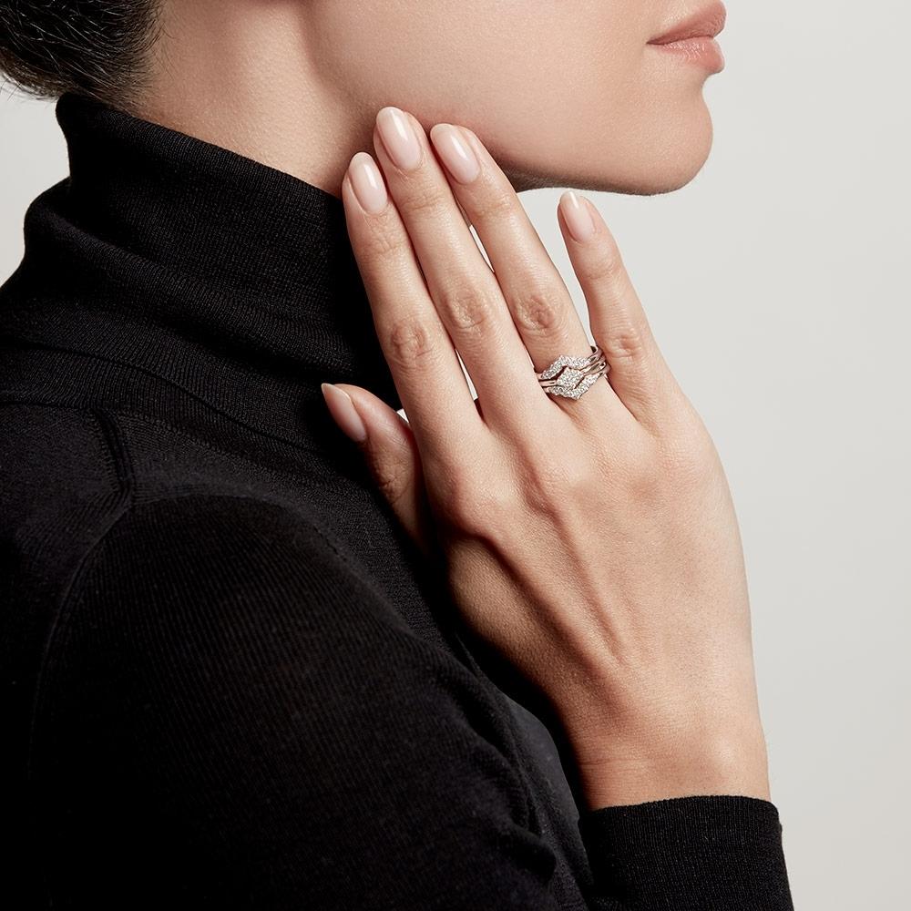 Interstellar Axel Diamond Ring Jacket