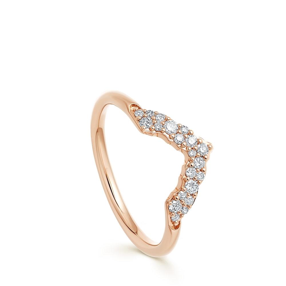 Large Interstellar Axel Diamond Ring Jacket
