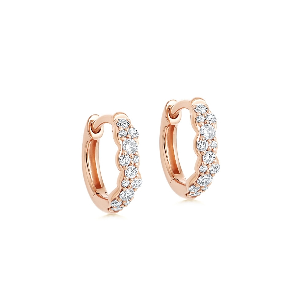 Mini Interstellar Diamond Hoops