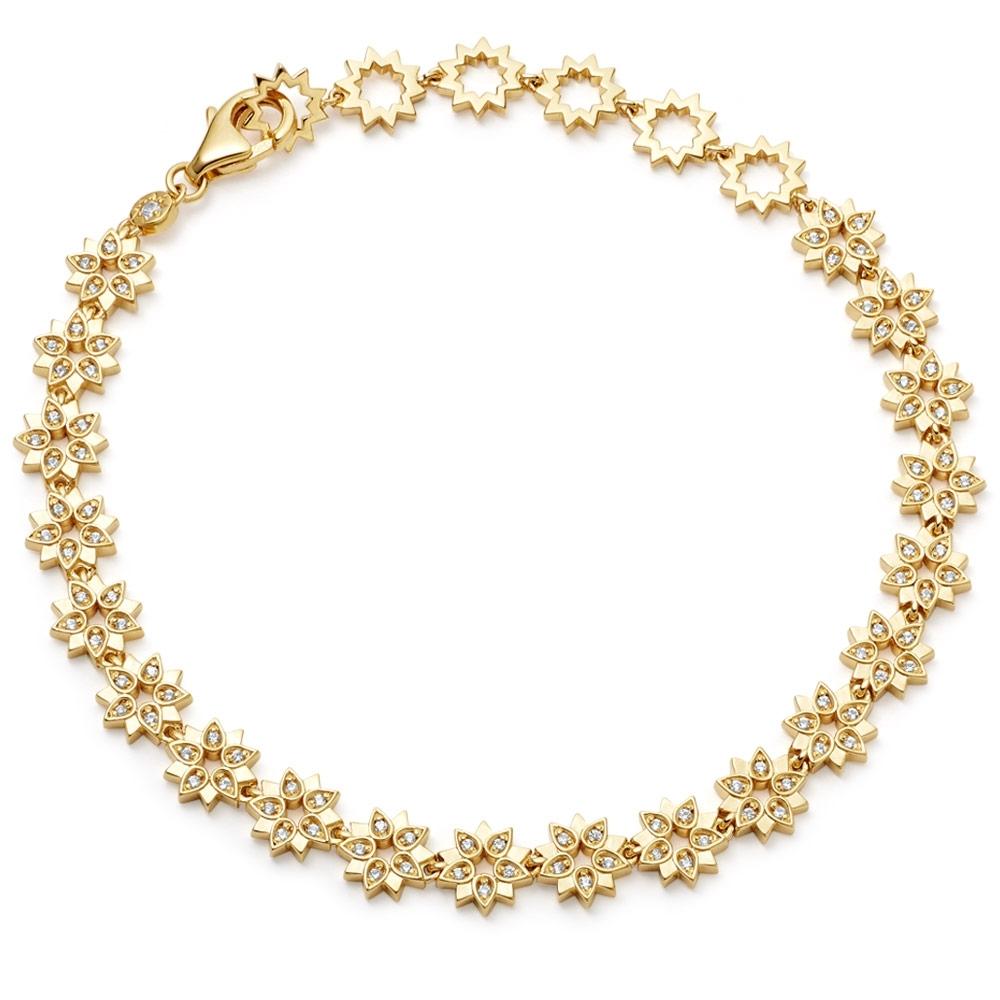 Biography Sun Chain Bracelet