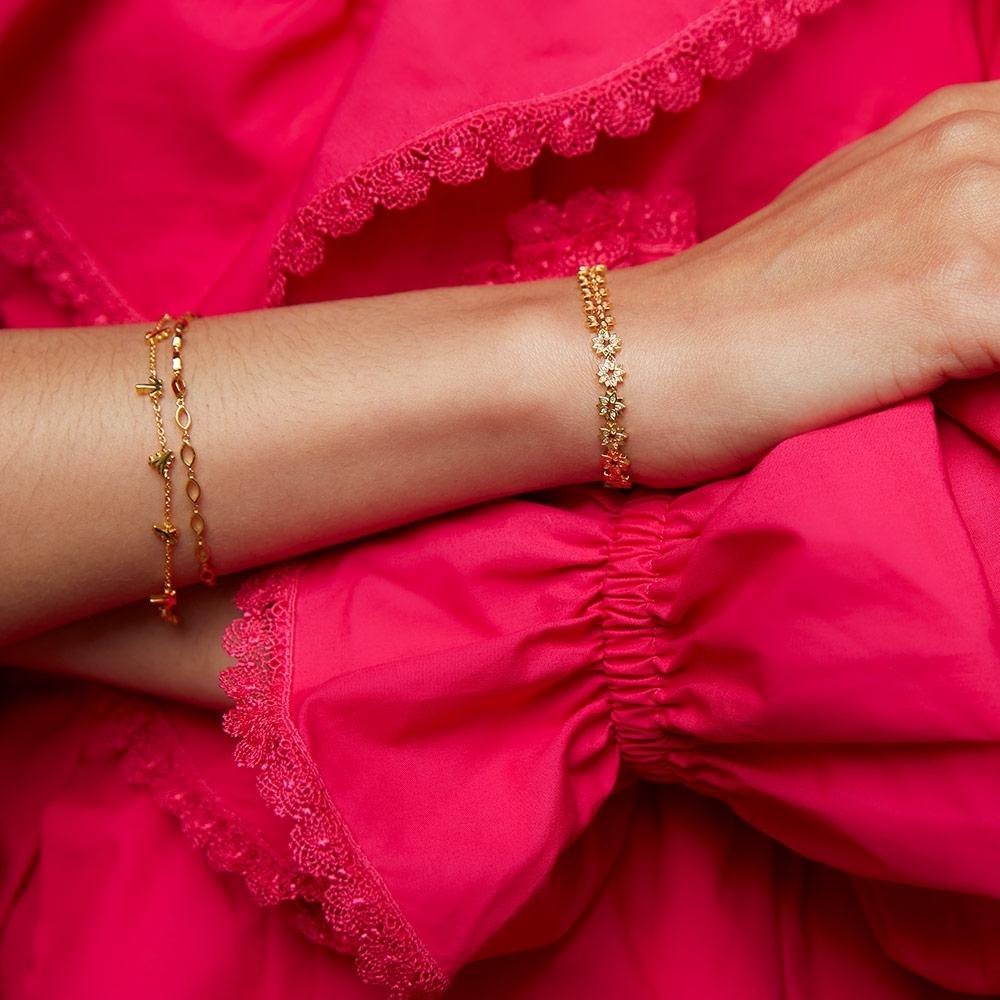 Solstice Chain Bracelet