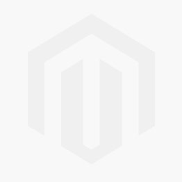 Round Garnet Stilla Pendant Necklace