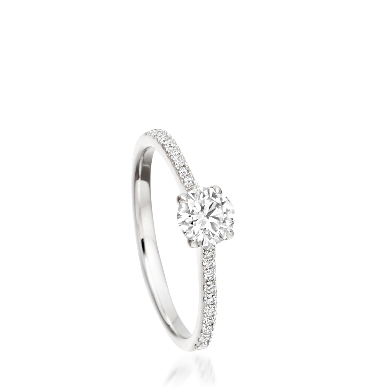 Lucille 0.5ct Diamond Ring