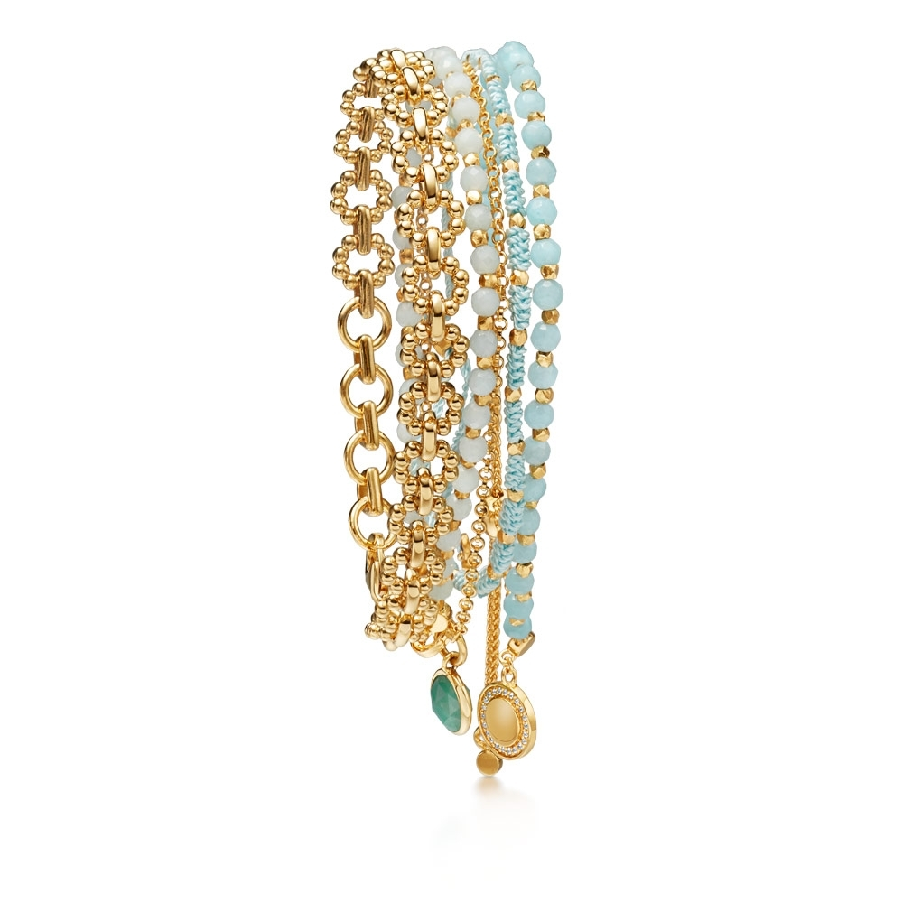 To The Sea Bracelet Stack