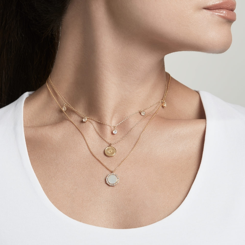 Moonlight Necklace Stack